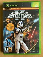Star Wars Battlefront II (2005) - Microsoft Xbox - Complete