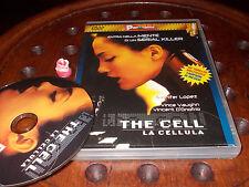 """The Cell """"La cellula""""  Editoriale Dvd ..... PrimoPrezzo"""