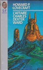 H.P.Lovecraft - L'affaire Charles Dexter Ward - Druillet en couverture