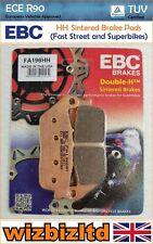 EBC Front HH Brake Pad Indian Scout 2015 FA196HH