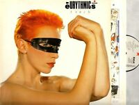 THE EURYTHMICS touch (& inner) LP EX/VG+ PL 70109 new wave synth pop 1983 rca