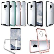 Étuis, housses et coques avec clip transparents Pour Samsung Galaxy S9 pour téléphone mobile et assistant personnel (PDA)