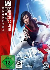 PC GAME MIRROR'S EDGE CATALYST DVD Shipping NEW