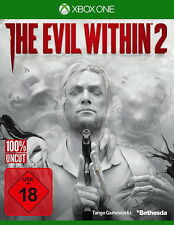 The Evil Within 2 (Microsoft Xbox One, 2017)
