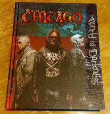 World of Darkness - Chicago (2005, CAN print) (Ex) HC
