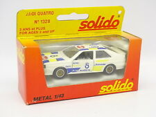 Solido 1/43 - Audi Quattro Sport