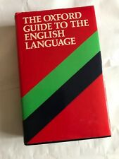 Livre the Oxford guide to the english language 1988