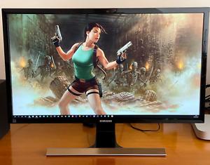 """SAMSUNG Monitor 28"""" 4k UHD 16:9 LED 1ms"""