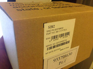 NEW!! SIM2 Crystal Cube Factory Projector lamp # 933798630