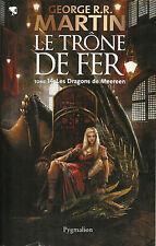 George R.R. MARTIN - Le trône de fer 14 - Les dragons de Meereen (grand format)