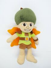 Tree Fu Tom Soft Toy. Tv / film character Collectable. Bbc & Fremantle Media.