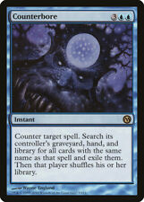 Counterbore Duels of the Planeswalkers PLD-SP Blue Rare MAGIC MTG CARD ABUGames