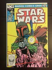 Star Wars #68 Marvel 1983 Boba Fett origin Mandalorians. high grade raw NM-