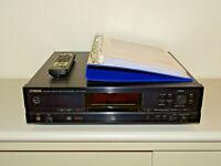 Yamaha CDR-HD1500 CD-Recorder / 250GB HDD Schwarz inkl. FB&BDA, 2 Jahre Garantie