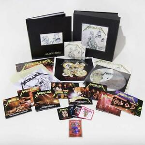 METALLICA - ...AND JUSTICE FOR ALL (LTD DELUXE BOX )11 CD+6 VINYL+ 4 DVD  NEU