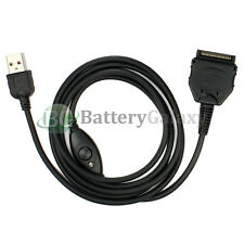 USB Data Battery Charger Cable Cord for Sony Clie SL10 TG50 TH55 NZ90 100+SOLD