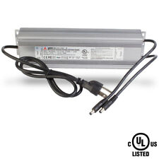 UL Listed 24v 10.41 Amp 250w Power Supply driver IP 67 waterproof for LED Light