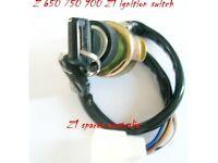 Kawasaki  Z1 Z KZ 400 650 750 Z1R 1000 900  Z900 Z1000 ignition switch