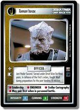 Star Trek CCG DOM Dominion Toman'Torax