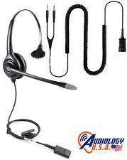 New Otometrics Astera Aurical Audiometer Micmonitor Operator Headset