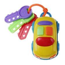 Coche de Música Llave Bebé Cama Juguetes de Pram Regalos para Niños