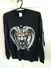 SATYRICON - Now, Diabolical Cover LONG SLEEVE T-SHIRT BRAND NEW SIZE S