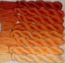 New Paternayan Wool 3ply Persian Yarn Needlepoint Crewel 720 Autumn Yellow