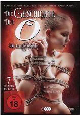 Die Geschichte Der O Die komplette Serie 3 Dvds 7 Std Laufzeit. *Neu OVP*