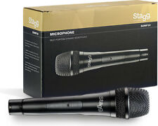 Stagg SDMP30 Dynamic Microphone and Cable