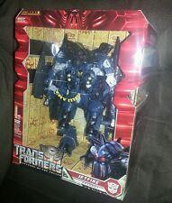 Transformers Revenge of the Fallen ROTF Leader Class Jetfire MISB SR71