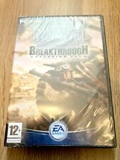Medal of Honor: Allied Assault - Breakthrough Expansion (PC: CD-ROM) New Sealed.