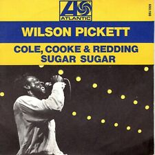 7inch WILSON PICKETT cole, cooke & redding FRANCE EX+  (S1604)