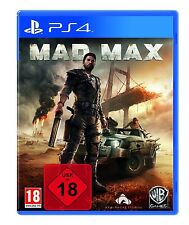 Mad Max - PS4 Playstation 4 - NUOVO