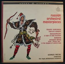 Russian Orchestral Masterpieces-Rimsky-Kosakov-Moussorgsky-Borodin-ANGEL #S35951