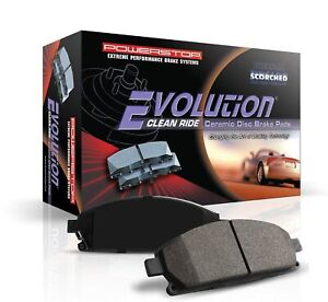 Power Stop Power Stop 16-1473 Z16 Evolution Rear Ceramic Brake Pads 16-1473