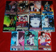 Sankarea Manga Complete Series VOL. 1,2,3,4,5,6,7,8,9,10,11 BOOKS