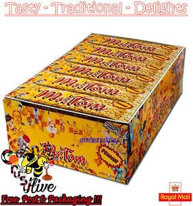 Mr Tom Peanut Bar 40g - 36 pack
