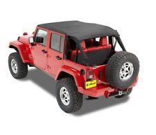 "Bikini Safari "" Cable Style "" couleur: black Diamond pour Jeep Wrangler JK unlim"