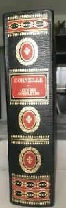 LIVRE CORNEILLE OEUVRES COMPLETES EDITIONS FAMOT 1975 EXCELLENT ETAT