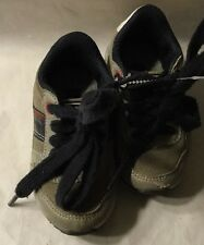 Tommy Hilfiger Gray  Lil Albe Jogger Infant Baby Sneakers Shoes sz 5