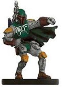 SW Legacy of the #53 Boba Fett Mercenary Commander
