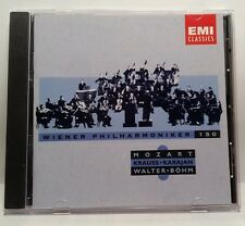Wiener Philharmoniker 150 Mozart Vol. 1 (cd8-37)
