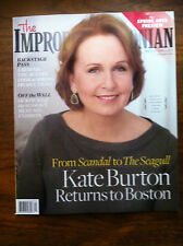 Kate Burton Improper Bostonian magazine Scandal tv show the Seagull Mar 2014 Bos