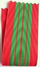MEDAILLE MILITAIRE: ruban NEUF 14 cm x 37 mm pour la croix de guerre 39 / 45.