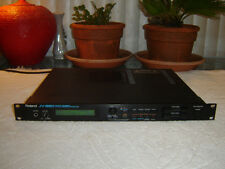 Roland JV-880, Multi Timbral Synthesizer Module, Vintage Rack
