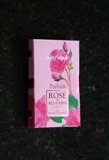 100% Pure Bulgarian Rose Perfume  Rosa Damascena 2.1ml