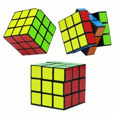 Rubiks Cube 3x3x3 Mix Color Children's Toys Magic Puzzle Speed Fast Smooth Gift