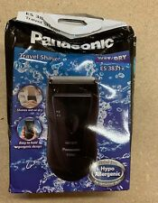 Panasonic ES3831K Hair Trimmer (Item Is New Price Is Reduced Box Damaged)