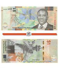 Bahamas 1 Dollar 2017 Unc Pn 77a