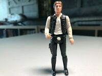 Han Solo Small Head Vintage Kenner Star Wars NM!  Rare